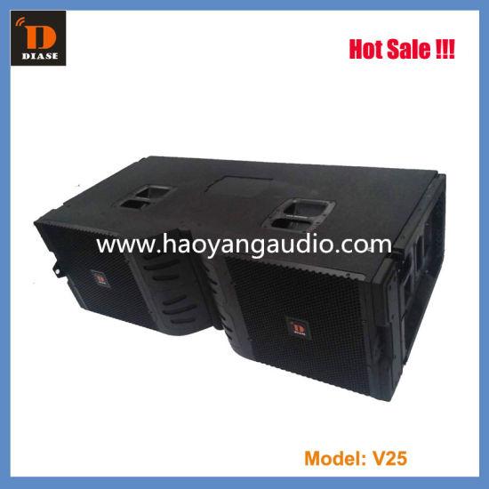 """Hot-Sale V25 Dual 15"""" Concert Line Array System,"""