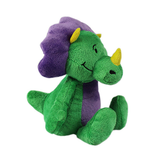 Soft Short Plush Dinosaur Toy for Baby Boy pictures & photos
