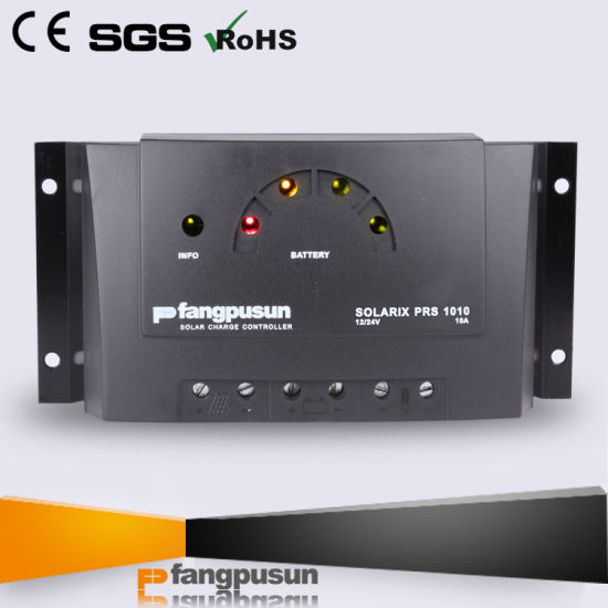 Solarix Prs1010 PWM Control Street Light System 10A Solar Charger Regulator / Controller