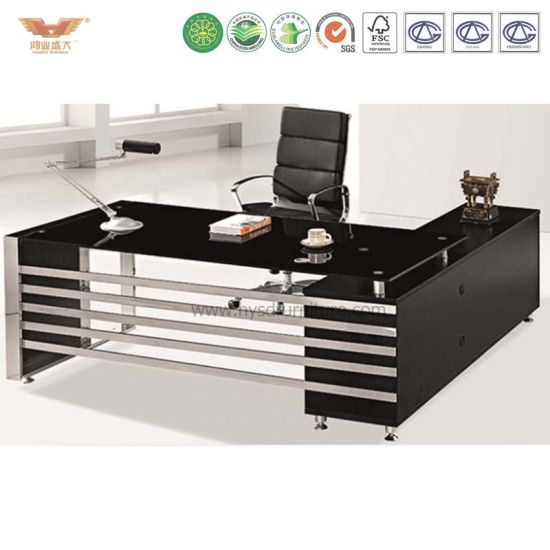 Best Ing Modern Furniture Used Stainless Steel Office Desk Pictures Photos