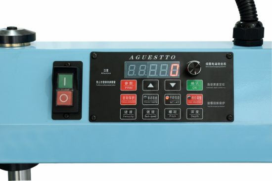 China Servo Rubber Electric Tapping Machine Button/Touch ...