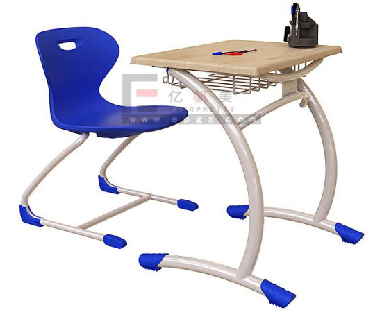 School Desk Chair Sets for Classroom pictures & photos