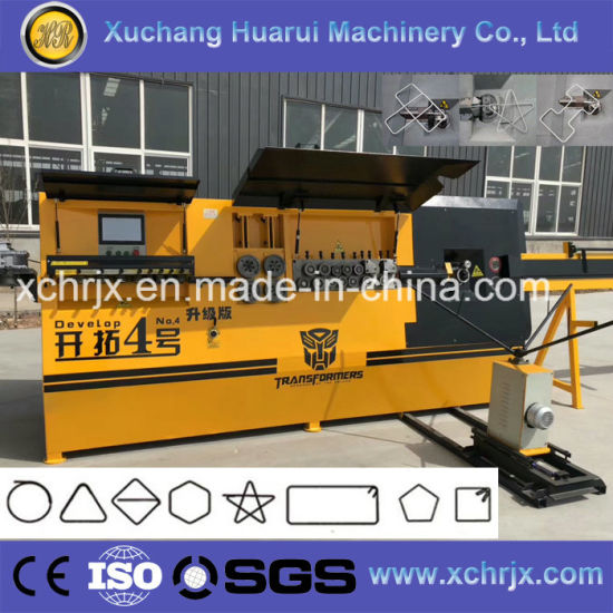 China Construction Automatic Steel Bar Cutting and Bending