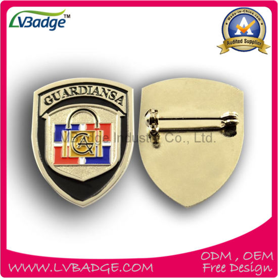 Promotion Gift Factory Lapel Pin Badge pictures & photos