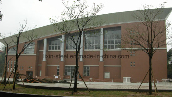 Customized Steel Roof Truss Design For Gymnasium, Office Building, Shopping  Mall, Libary