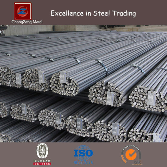 8mm Deformed Steel Bar for Engineering (CZ-R53) pictures & photos