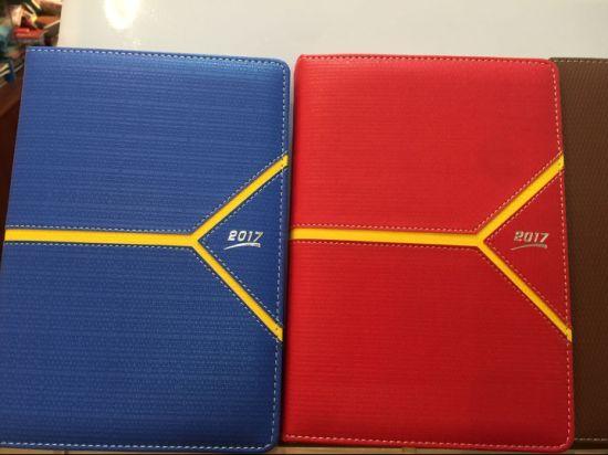 Fashion A5 Hardcover PU Leather Diary