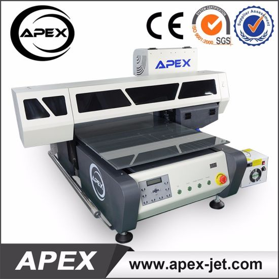 Hot Selling of UV Flatbed Printer 6090 pictures & photos