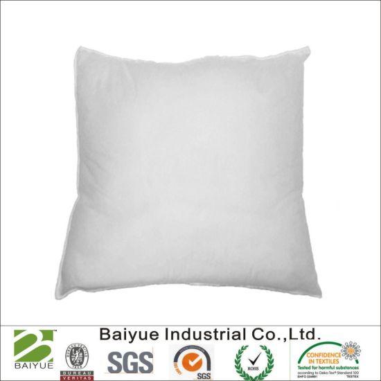 White Feather Down Pillow Standard