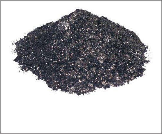 Fixed Carbon 96-97% Natural Flake Graphite Powder-Powder pictures & photos