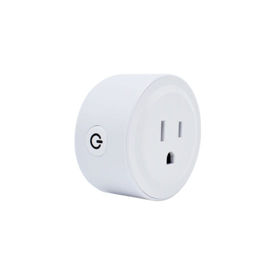 Smart WiFi Power Socket Plug Remote Control Strip Timing Switch APP Control Max Load Currenct 10A USA Standard