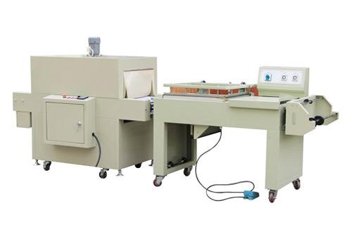 Semi-Automatic Food Sealing Heat Shrink Packaging Machine (FL-5045B+SM-4525)