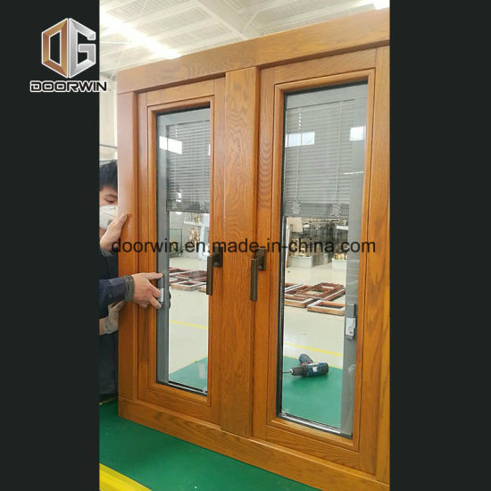 Hot New Products Solid Wood Windows Push out Window