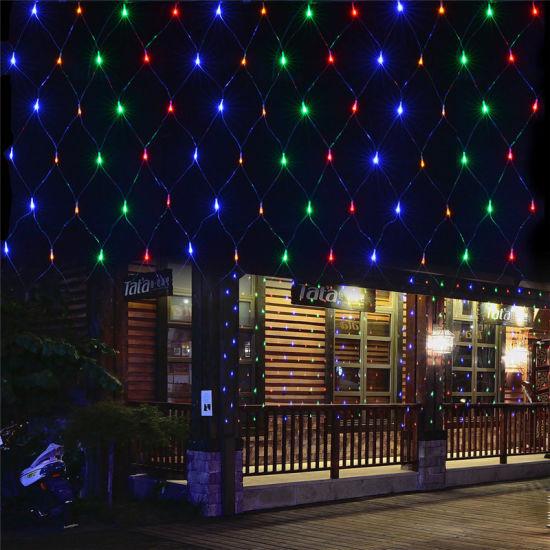 Outdoor Christmas Lights Led Net Light For Wedding Ceremony