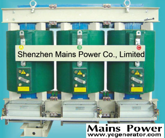 100-400kVA 10kv Continental Dry Transformer High Voltage Dry Transformer pictures & photos