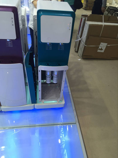 Floor Stand Hot Cold Water Dispenser with Filter 2016 New! pictures & photos