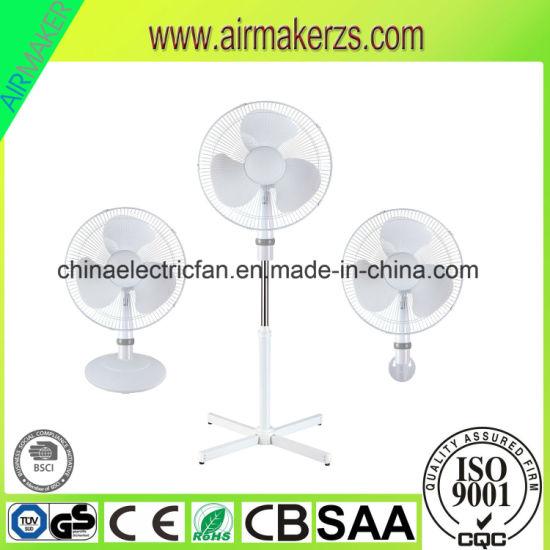 16inch Electric Floor Detestal Standing Cooling Fan 45W