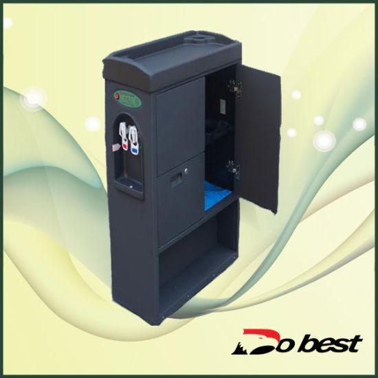 Bus Water Machine with Refrigerator