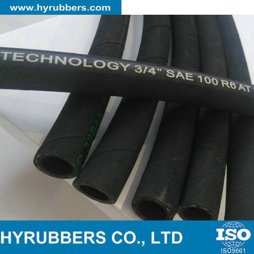 Hydraulic Hose R3 with SAE Standard