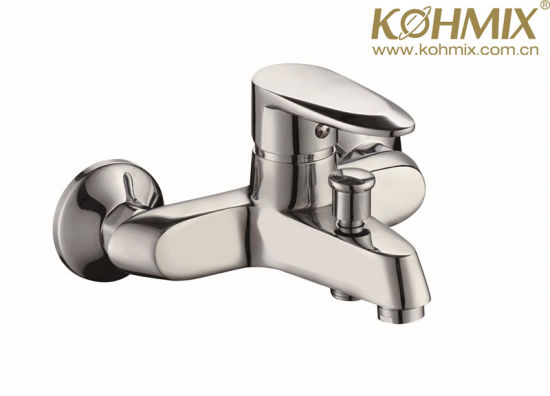 Top Selling Good Quality Single Handle Brass Shower Faucet (KM1955) pictures & photos