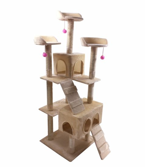 China High Quality Cat Tree Scractcher Post Condo Cat Tree ...
