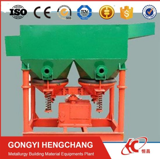 China Manufacture Gold Separating Machine Mining Automatic Jig Machine pictures & photos