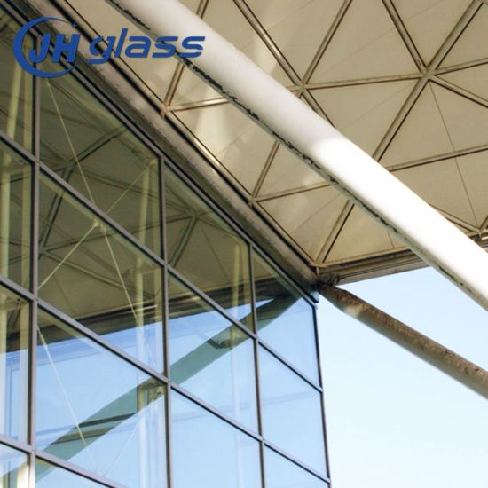3mm-19mm Clear Tempered Glass/Flat Glass for Building/Window