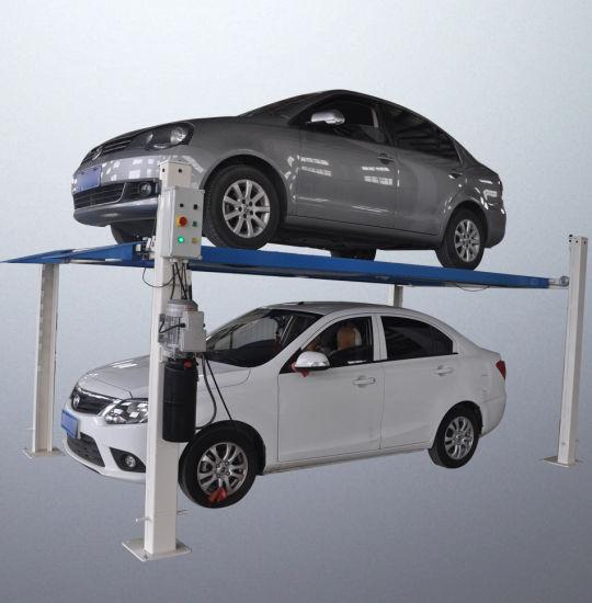 Hydraulic SUV Four 4 Post Car Parking Lift