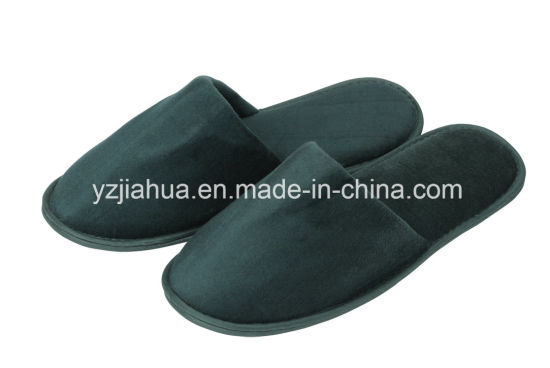bee5022f68fe China New Style Hot Sale Hotel Slipper - China White Velour Hotel ...
