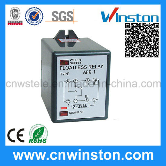 digital multi-function liquid level control floatless relay with ce  pictures & photos