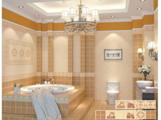 china bathroom ceramic border tile and wall tile china ceramics