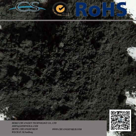 High Quality Factory Price Waste Tyre Crumb Rubber Powder 100-200 Mesh pictures & photos