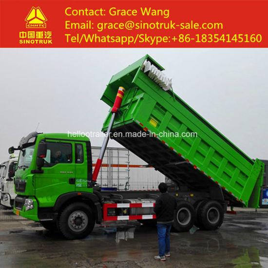 China Hot Sale HOWO Dump Truck Tipper Dumper Truck of