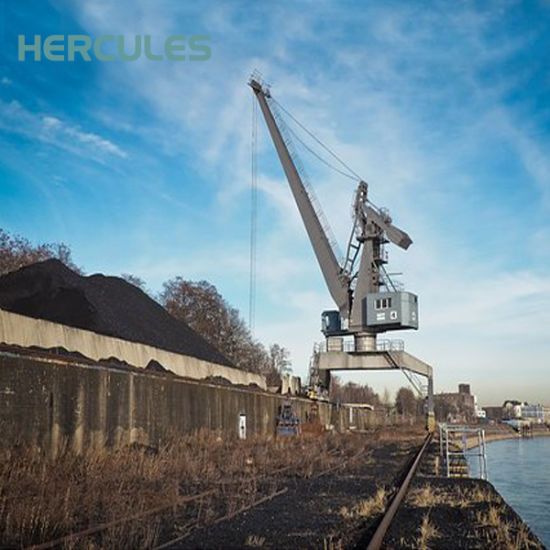 Shipyard Ship to Shore Gantry Cranes with Dwg pictures & photos