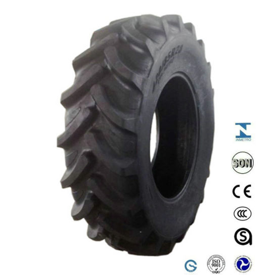 All Steel Radial Tires / Tractor Tire /Agricultural Radial Tyre / Agr Tyres with DOT, ISO (320/85R28, 380/85R28, 425/85R30, 460/85R38, 520/85R38)
