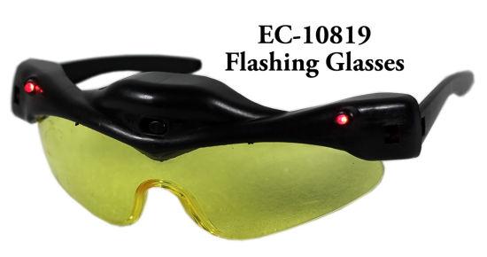 LED Light Glasses for Christmas Halloween Party Novelty Toys