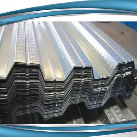 High Quality Deck Plate 1.2mm (Metal deck) Suppliers at Lower Rate