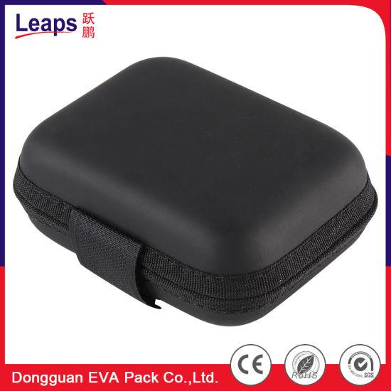 Headphone Safe Storage Packaging Small Hard Case EVA Tool Fashion Bag