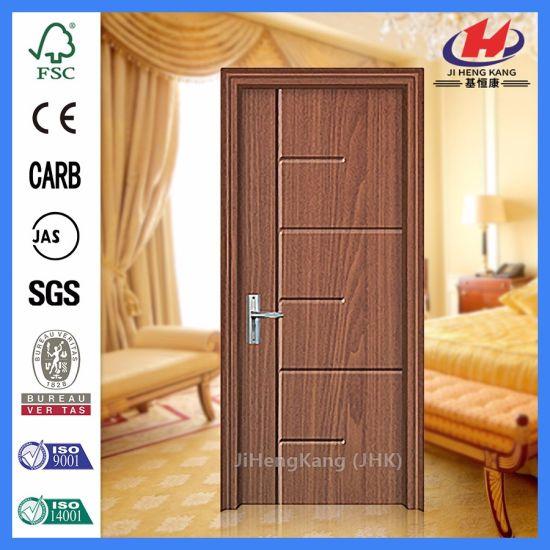 China Accordion Doors Wood European Wooden Wood Home Door Design