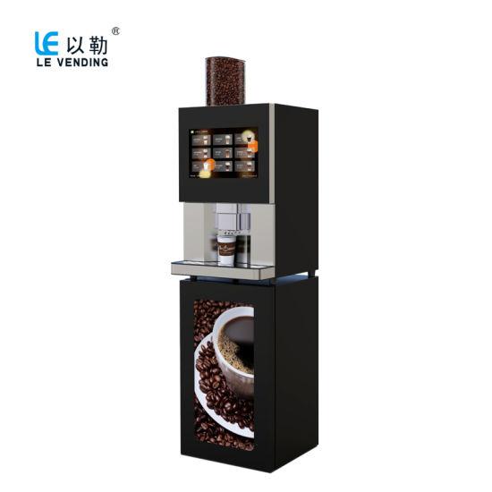 Coffee Vending Machine Espresso Coffee Vending Machine