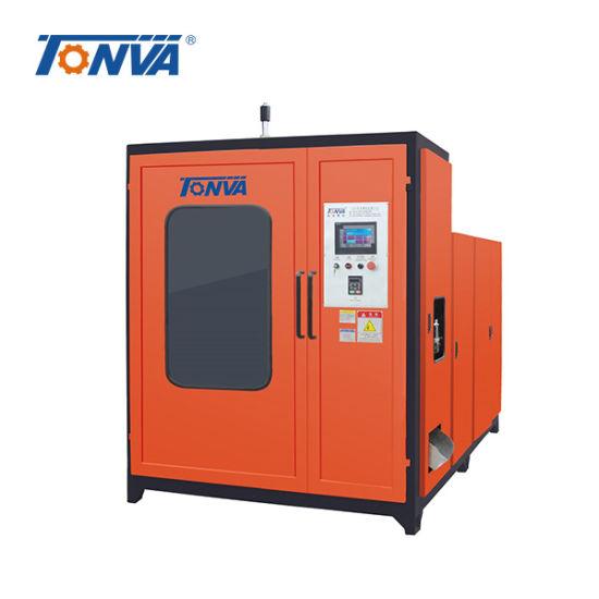Tonva Plastic Cleaning Spray Bottle Making on Blow Moulding Machine