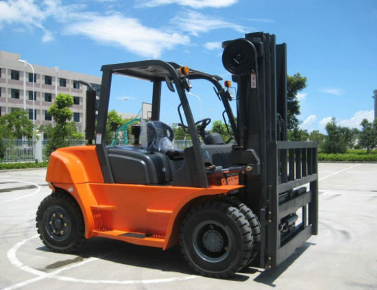 2 Ton 3 Ton AC Electric Forklift Truck with Ce Certificate