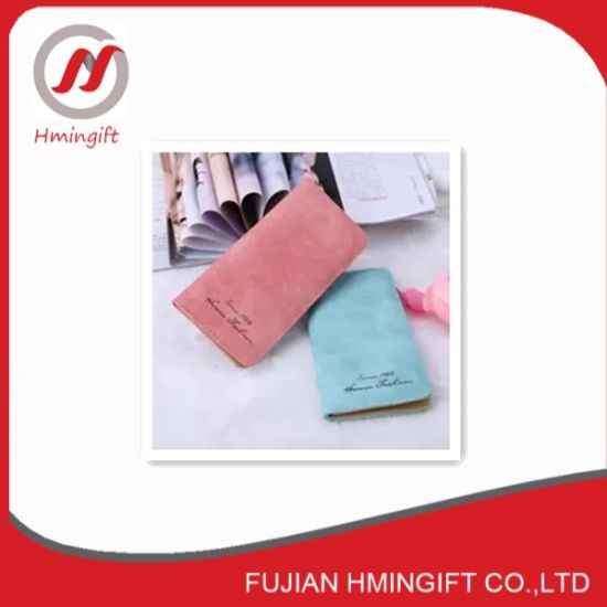 High Quality Personalized Passport Holder Felt Name Card Holder pictures & photos