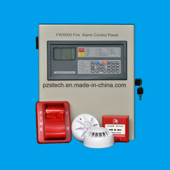 All of Buildings and Hotel Addressable Fire Alarm Control Panel and Fire Alarm System pictures & photos