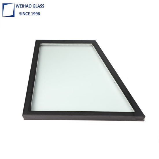Irregular Shape Insulated Glass