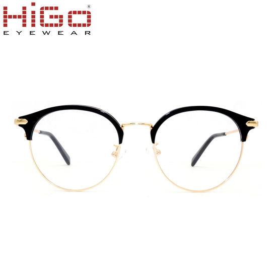 Factory Directly Provide Eyewear Unisex Glasses Acetate Optical Eyeglasses
