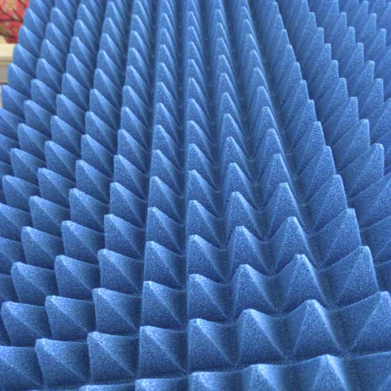 [Hot Item] Customized Different Thickness Flame Retarded Foam Pyramid  Microwave Absorber