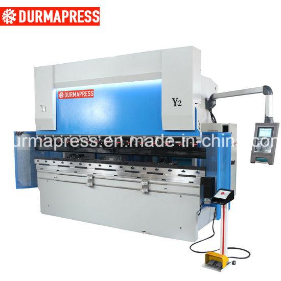 Durmapress Wc67K 125t 3200 Sheet Bending Machine with Delem Da52s