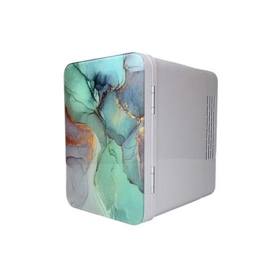Wholesale Hc 10L DC Mini Bar Glass Door Cooler Home Fridge Car Refrigerator
