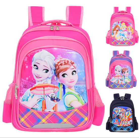China Cartoon Printing Backpack Children′s Schoolbag Kids′ Bag ... 70bf65d560cac